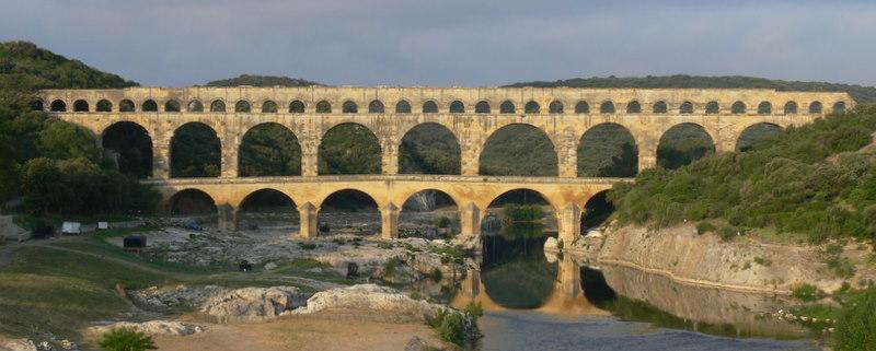 Pont du Gard pour tous!