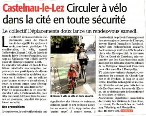 2016-12 Midi libre Vélorution Castelnau