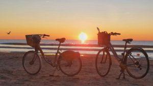 SunRiseRide: Direction les plages