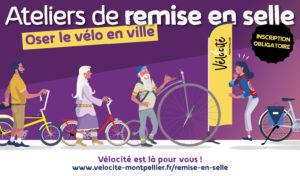 Atelier Oser le vélo en ville