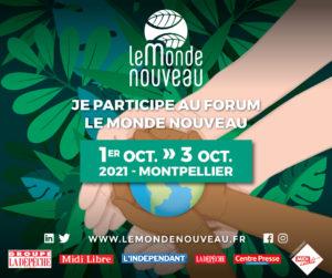 Vélocité au Forum Midi Libre - Le Monde Nouveau